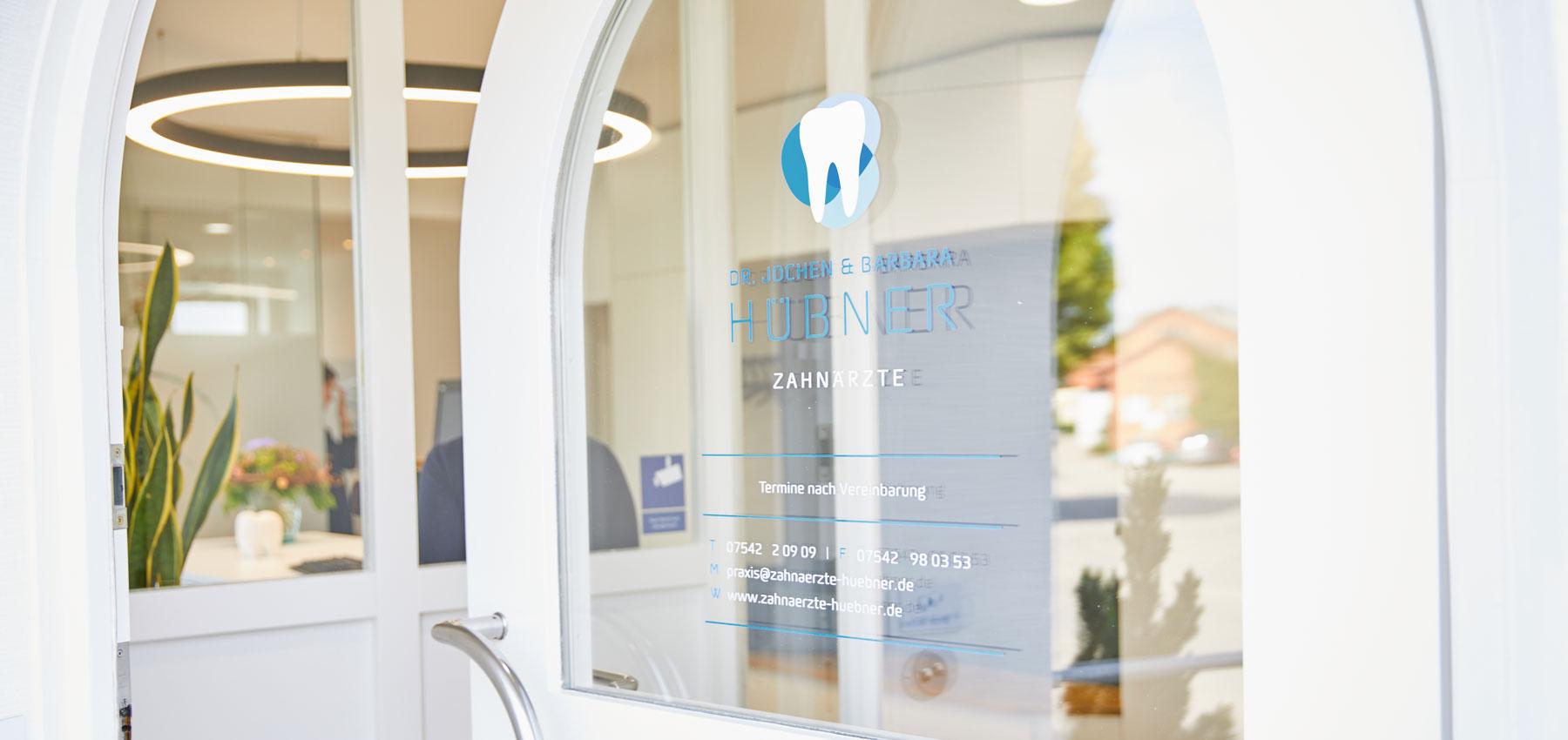 Zahnärzte Hübner – Meckenbeuren - Datenschutz 1