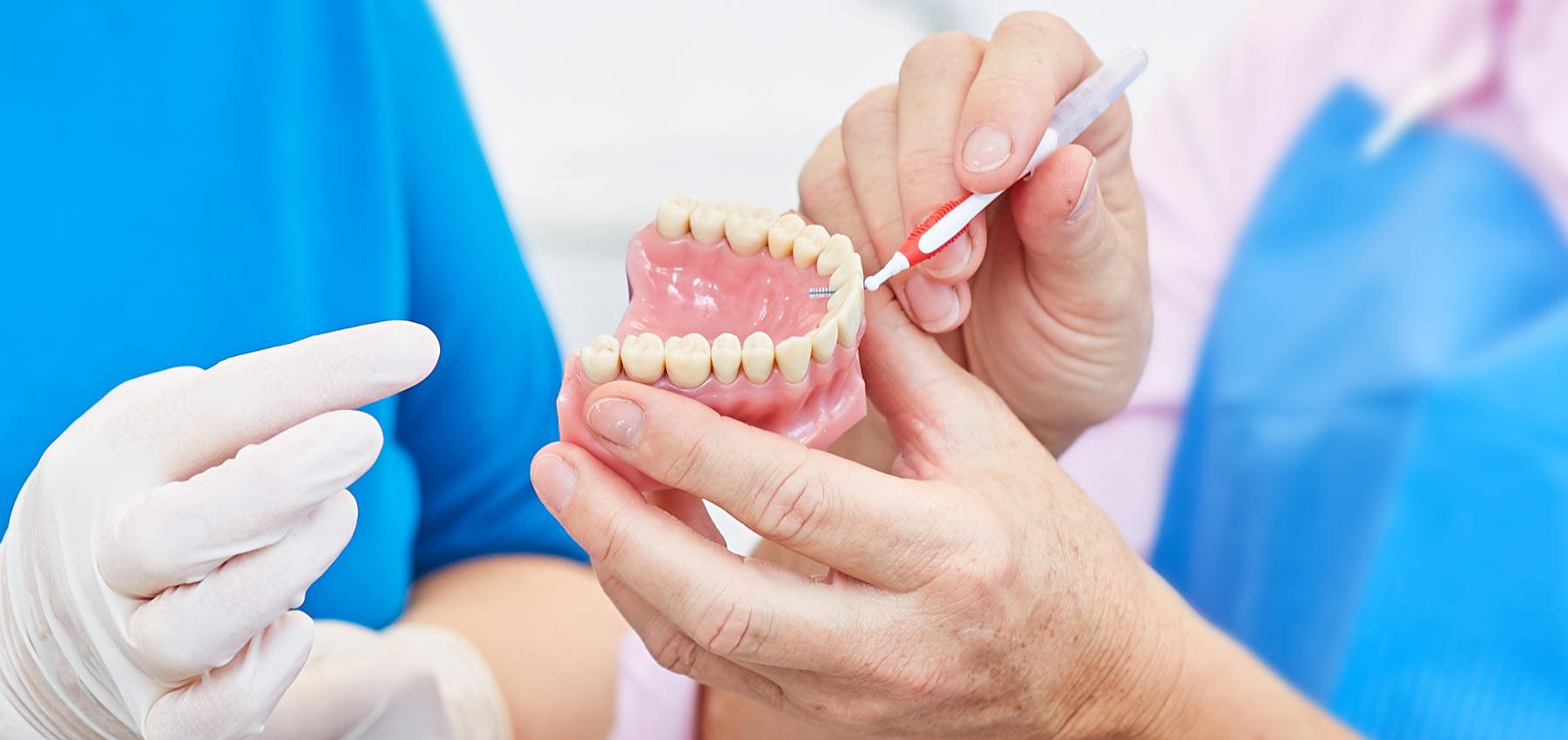 Zahnärzte Hübner – Meckenbeuren - Prophylaxe 1